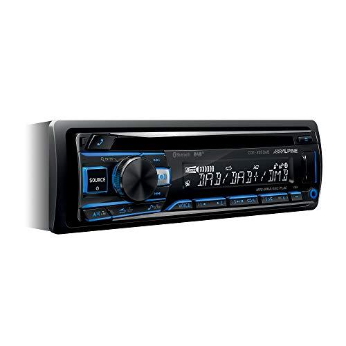 Radio de coche MATCC